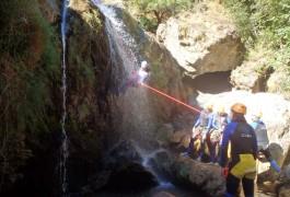 Canyoning Et Rappel Dans L'Hérault
