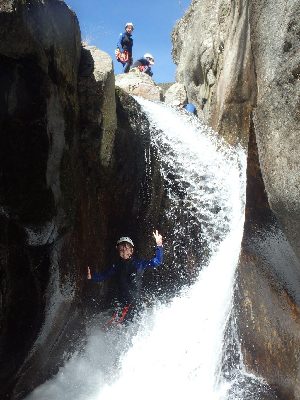 Canyoning Près De Montpellier, Dans L'hérault Et Le Gard