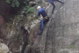 Toboggan Dans Le Canyon Du Tapoul
