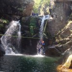 Canyoning Et Enterrement De Vie De Garçon à Montpellier Dans L'Hérault