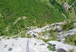 Escalade Et Vertige Dans Les Cévennes Et Le Caroux, Avec Des Moniteurs De Sports De Pleine Nature Dans L'Hérault Et Le Gard, à Montpellier.