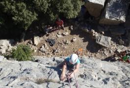Escalade Avec Des Moniteurs Professionnels Basé Sur Montpellier, Dans L'Hérault Et Le Gard En Languedoc-Roussillon
