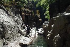 Canyoning Et Nature Dans Les Cévennes En Languedoc