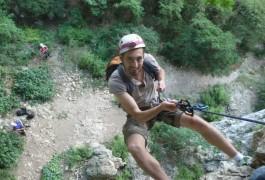 Randonnée Rappel Au Pic St-Loup, Près De Montpelllier Et Des Cévennes, Avec Les Moniteurs De L'Hérault Et Du Gard