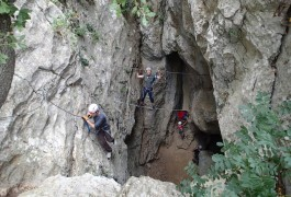 Via-ferrata Et Spprts De Pleine Nature Près De Montpellier Dans L'Hérault En Languedoc-Roussillon Avec Les Moniteurs D'entre2nature