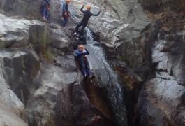 Canyon Débutants En Découverte Et Initiation En Famille