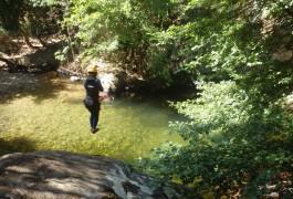 Canyoning Et Initiation Découverte Au Caroux Dans L'Hérault