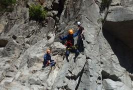 Canyoning Dans Le Gard, En Cevennes, Près D'anduze Et Montpellier