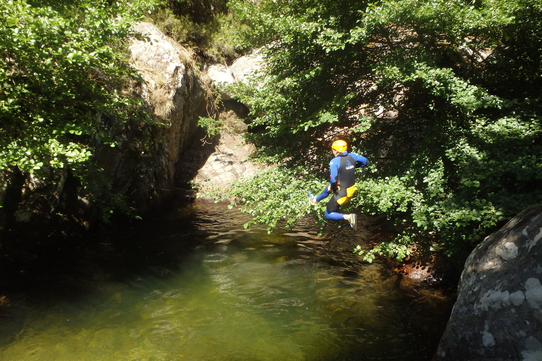 canyoning-caroux-rec-herault-initiation