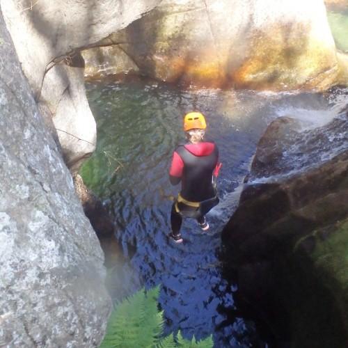 Canyoning En Lozère En Cévennes Au Tapoul, Avec Les Moniteurs De Montpellier
