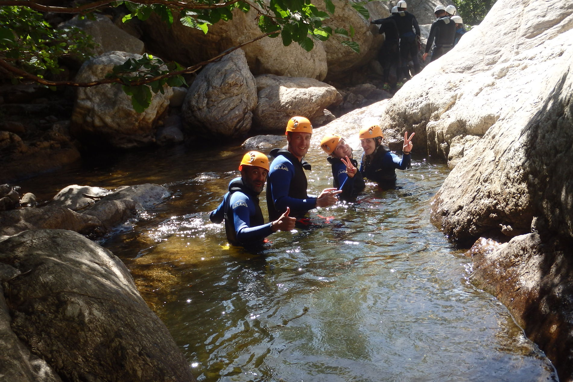 canyoning-rec-caroux-initiation-herault