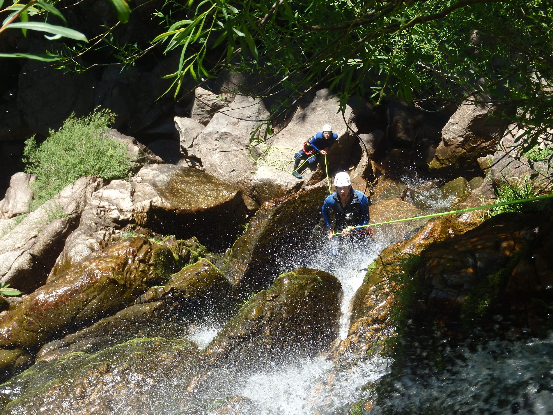 canyoning-cevennes-aigoual-orgon-montpellier