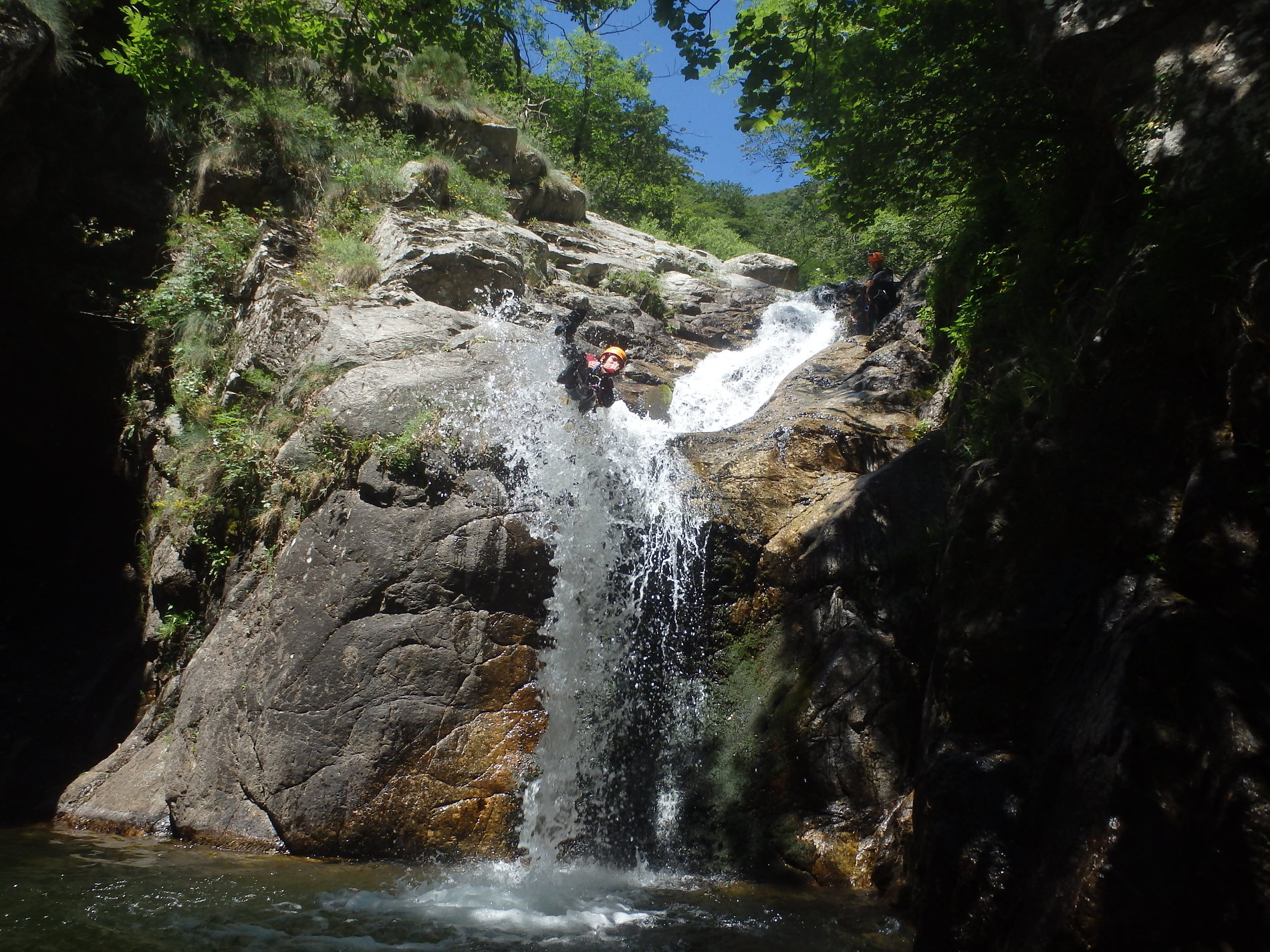 canyoning-cevennes-orgon-montpellier-aigoual