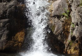 Canyoning Et Toboggan Près Du Vigan, Aux Cascades D'Orgon En Cévennes