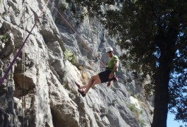 Escalade Et Rappel Dans L'Hérault Et Le Gard Près De Montpellier