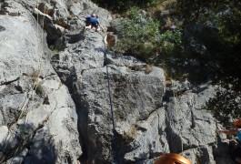 Escalade Découverte Dans L'Hérault Et Le Gard Près De Montpellier