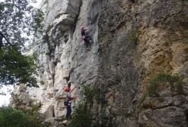 Escalade Et Sport De Pleine Nature Près De Montpellier Dans L'Hérault