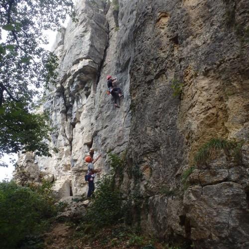 Escalade Dans L'Hérault Et Le Gard Pour Des Sports Nature Près De Montpellier
