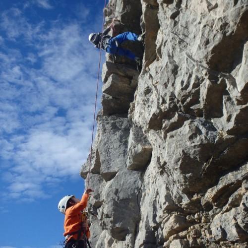 Moniteur D'escalade Dans Le Gard Et L'Hérault Avec Entre2nature à Montpellier