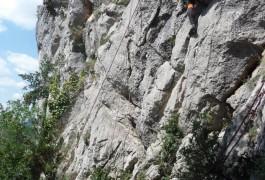 Escalade Entre Montpellier Et Les Cévennes, Avec Les Moniteurs De L'Hérault
