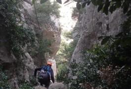 Randonnée-rappel Près De Montpellier Et Saint-Guilhem Le Désert Au Verdus