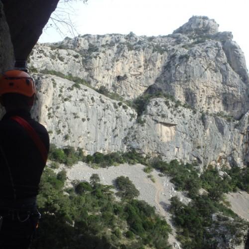 Randonnée-rappel Dans L'Hérault Près De Saint-Guilhem Le Désert Et Montpellier