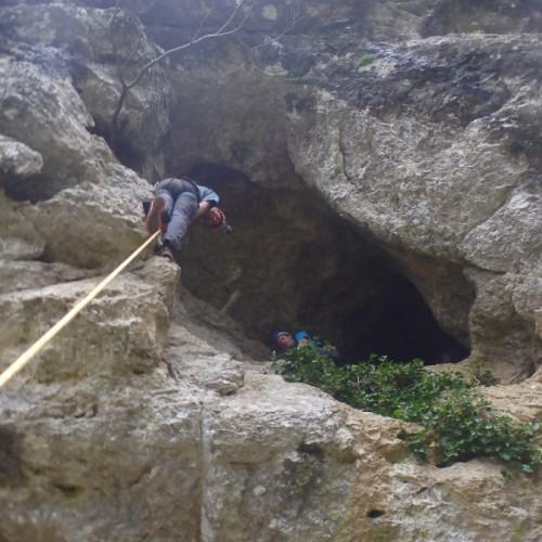 Randonnée-rappel Dans L'Hérault Avec Les Moniteurs De Montpellier