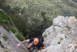 Randonnée-rappel Dans L'Hérault Près E Montpellier Et Des Cévennes