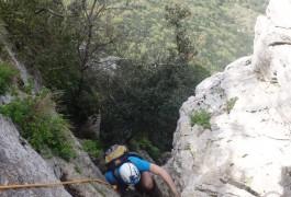 Randonnée-rappel Et Parcours Aventure Près De Montpellier