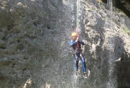 Canyoning à Montpellier Et St-Guilhem Le Désert Au Pont Du Diable Dans Les Gorges De L'Hérault Avec Entre 2 Nature