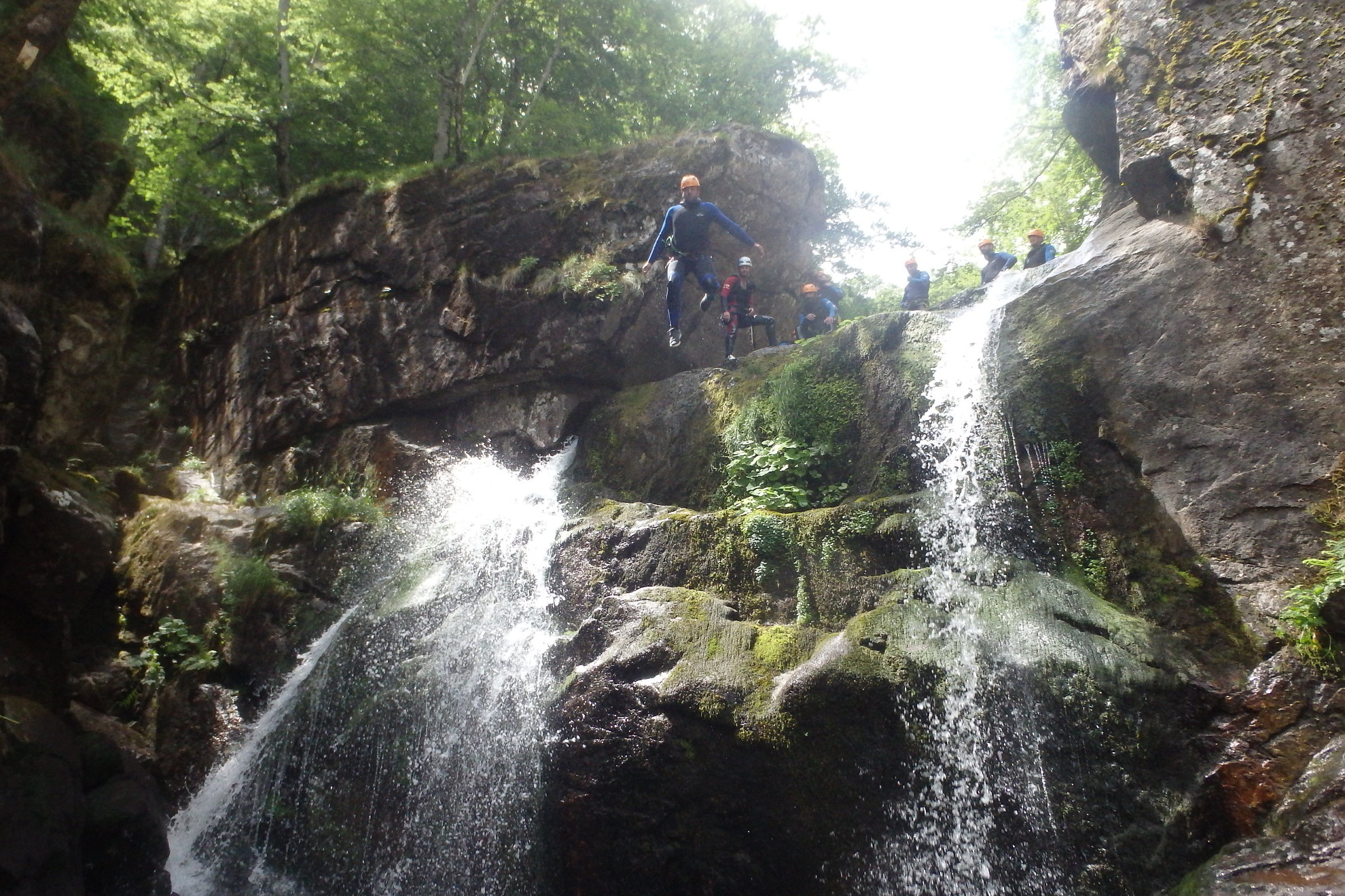 canyoning-tapoul-cevennes-anduze-montpellier-