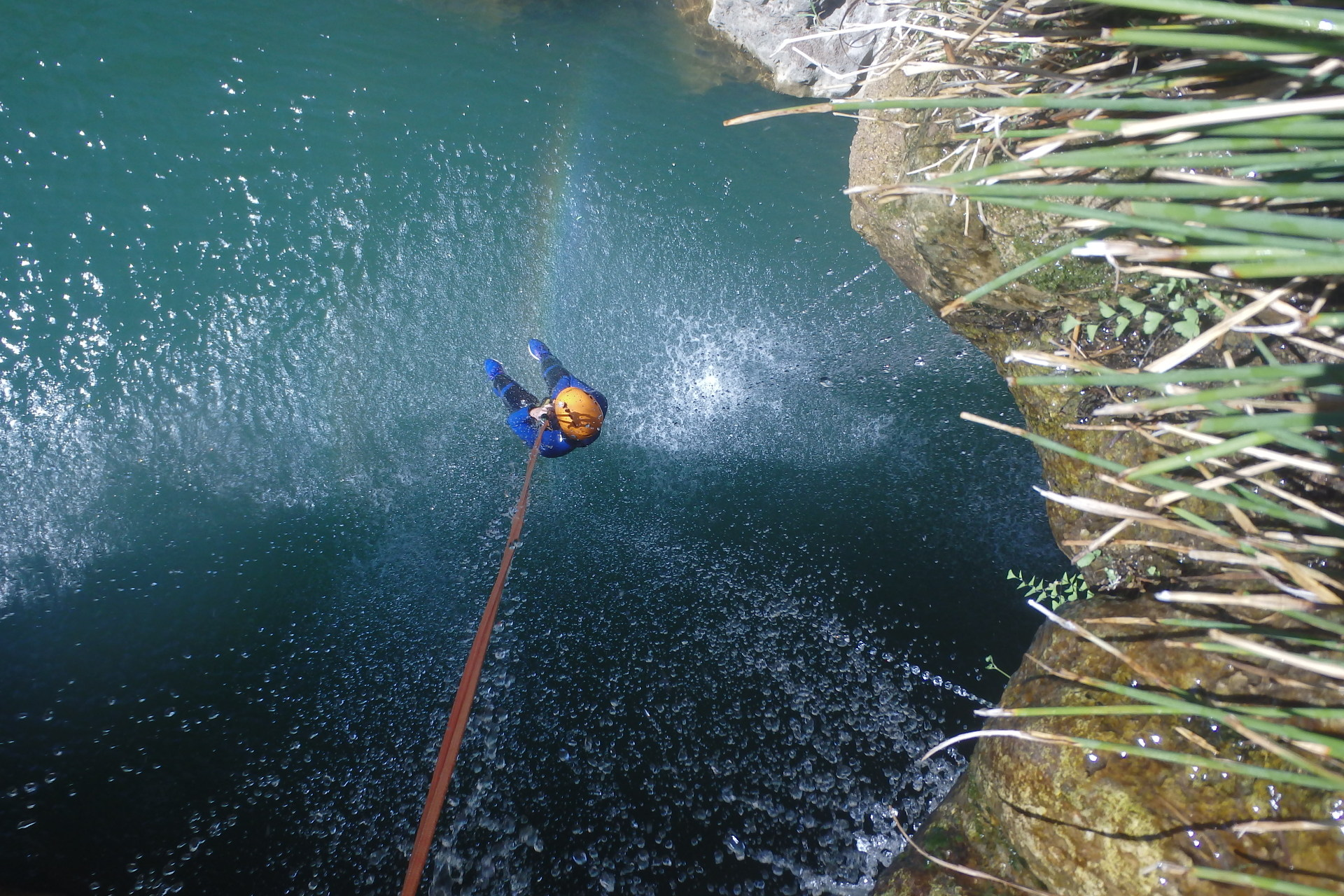 canyoning-diable-montpellier-guilhem-herault